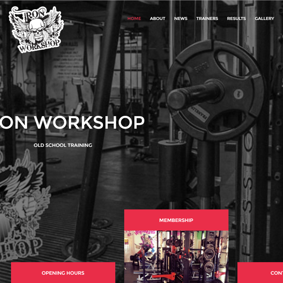 iron-workshop.co.uk